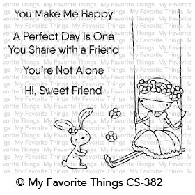 Sweet Friends Clearstamp