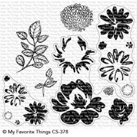 Painted Petals Clearstamps