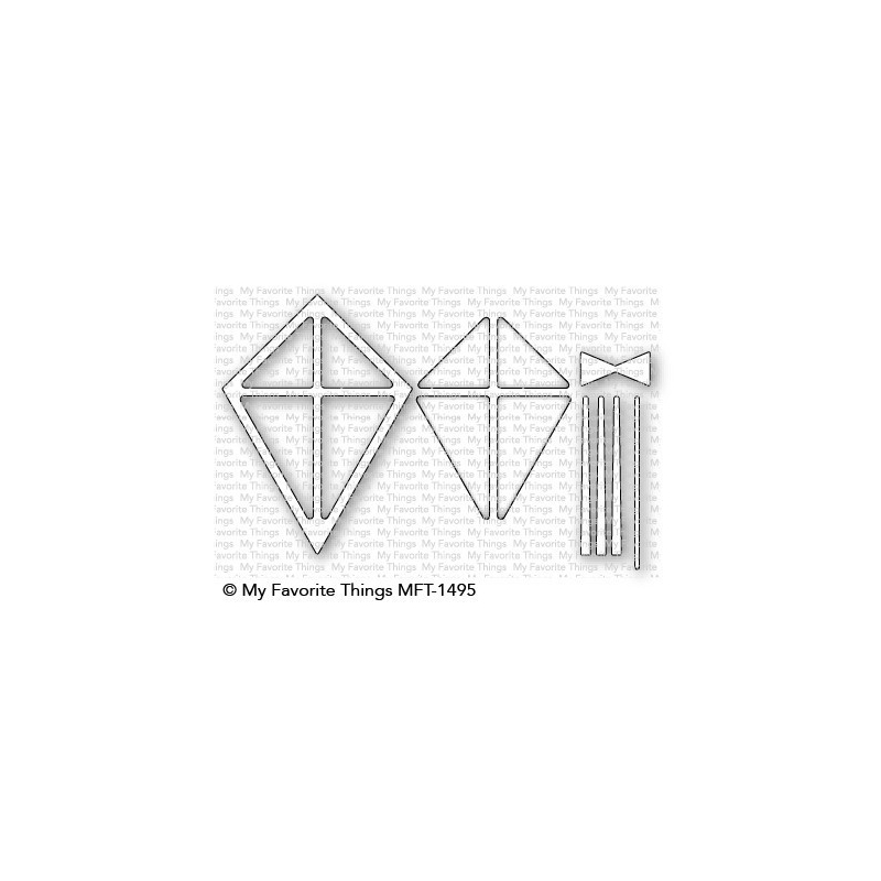 Kite Shaker Window & Frame Die-Namics