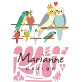 COL1465 - Eline's Birds