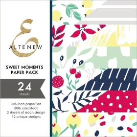 Sweet Moments 6x6 Paper Pack