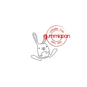 He-Bunny Unmounted Stamp And Die