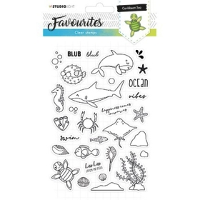Stamp Favourites Nr. 383 Clearstempels