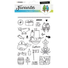 Stamp Favourites Nr. 384 Clearstempels