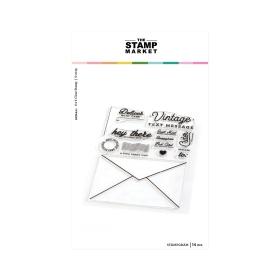 Stampgram Clearstempels - Wordt Verwacht Rond 18 Juni 2019
