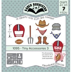Mal 1095 - Tiny Accessories 3 - Leverbaar Tweede Helft Juli