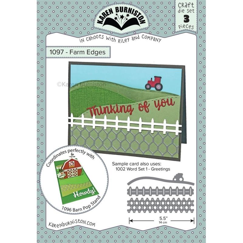 Mal 1097 - Farm Edges - Leverbaar Tweede Helft Juli