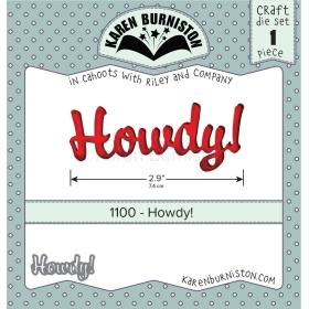 Mal 1100 - Howdy - Leverbaar Tweede Helft Juli