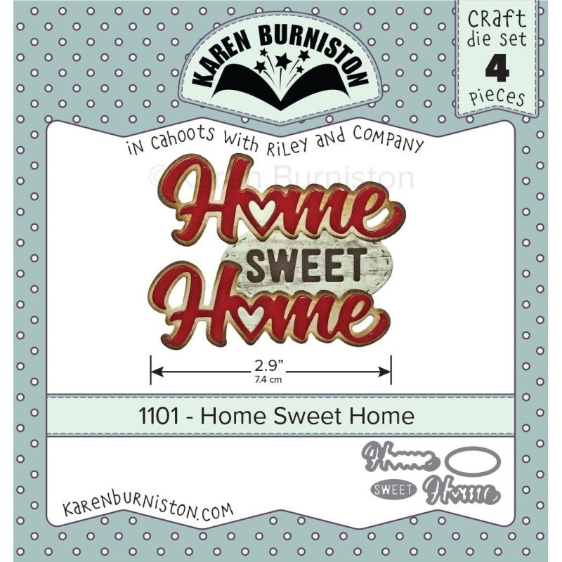 Mal 1101 - Home Sweet Home - Leverbaar Tweede Helft Juli