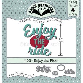 Mal 1103 - Enjoy The Ride - Leverbaar Tweede Helft Juli