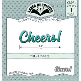 Mal 1111 - Cheers - Leverbaar Tweede Helft Juli