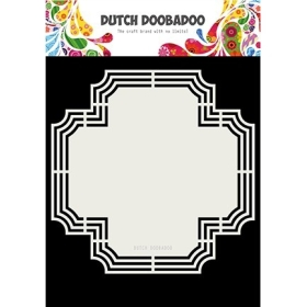 Dutch Shape Art Cross
