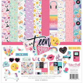 Teen Spirit Girl 12 x 12 Collection Kit