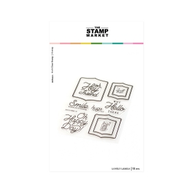 Lovely Labels Stampset