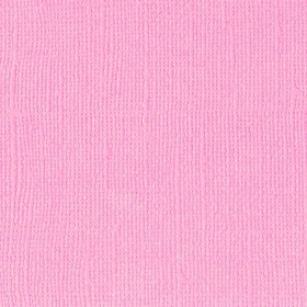 """Texture Cardstock 216g 12x12"""" - 1 Vel Pink"""