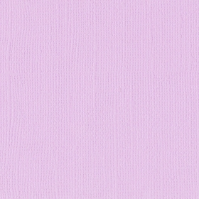 "Texture Cardstock 216g 12x12"" - 1 Vel Lilac"