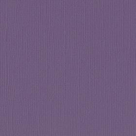 """Texture Cardstock 216g 12x12"""" - 1 Vel Clematis"""