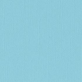 """Texture Cardstock 216g 12x12"""" - 1 Vel Ocean"""