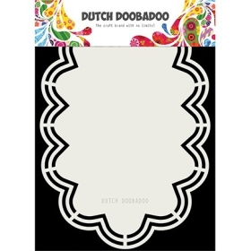 Dutch Shape Art Cloud Amy