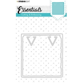 Cutting And Embossing Die Cut Essentials Nr.202