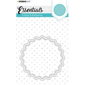 Cutting And Embossing Die Cut Essentials Nr.203