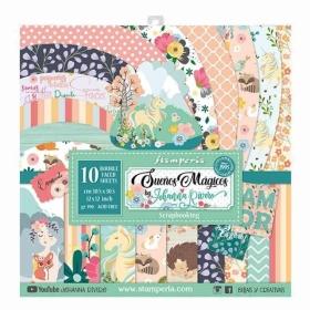 Suenos Magicos 12 x 12 Paper Pack