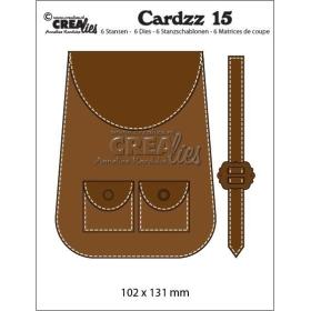 Cardzz no15 Rugzak