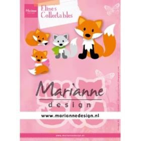 COL1474 - Eline's Cute Fox