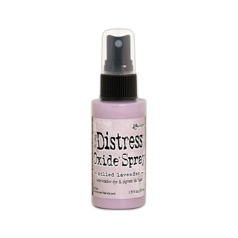 Oxide Spray - Milled Lavender - Binnenkort Leverbaar