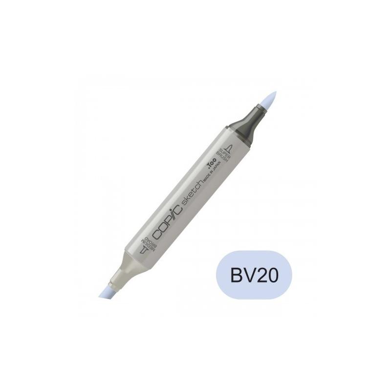 BV20 - Copic Sketch Marker Dull Lavender