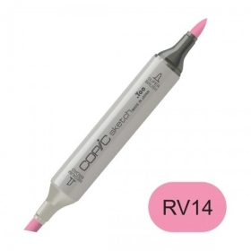 RV14 - Copic Sketch Marker Begonia Pink