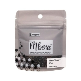 Mboss Embossing Powder New Years Eve