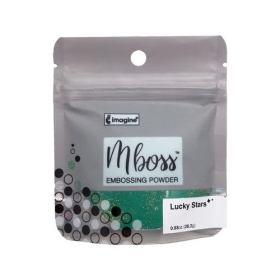 Mboss Embossing Powder Lucky Stars