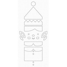 Christmas Crew - Boy Elf Die-namics
