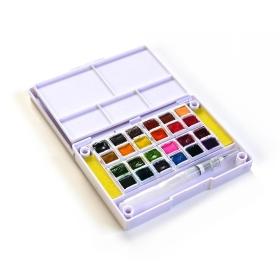 Water Color Pan Set 24 colors