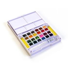 Water Color Pan Set 24 colors