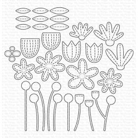 Stitched Garden Die-namics