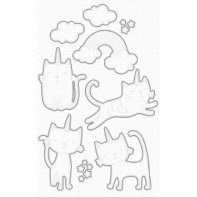 SET Caticorn Stamps And...