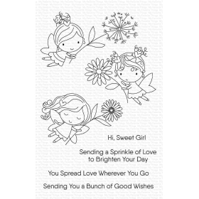 Flower Fairies Clearstamps