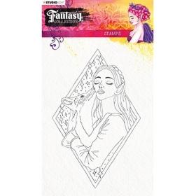 Stamp Fairy, Fantasy...