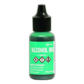 Laguna (Alcohol Ink)
