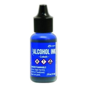 Cobalt (Alcohol Ink)