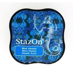 Stazon Inktkussen Midi Blue...