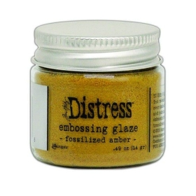 Distress Embossing Glaze...