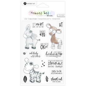 Stand Out Clearstamps