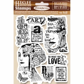 Rubber Stamp Art is the...
