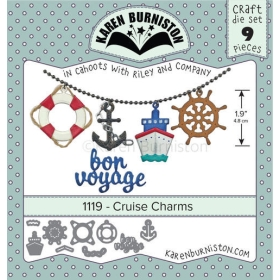 Mal 1119 - Cruise Charms