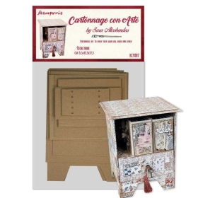 Stamperia Secretaire Kit