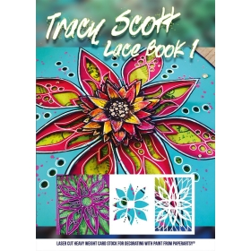 Tracy Scott Lace Booklet 1