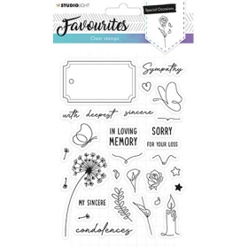 Clearstamp Favourites Nr. 487
